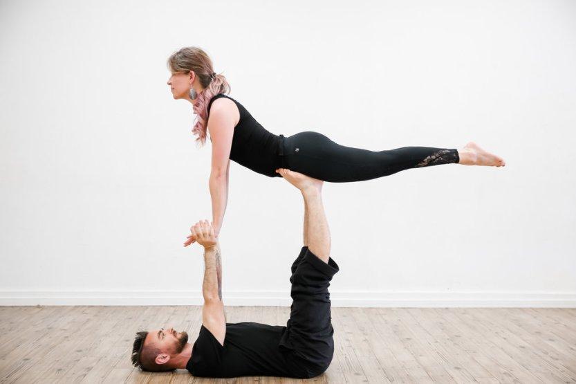 samadhi yoga yoghiadi di acro yoga