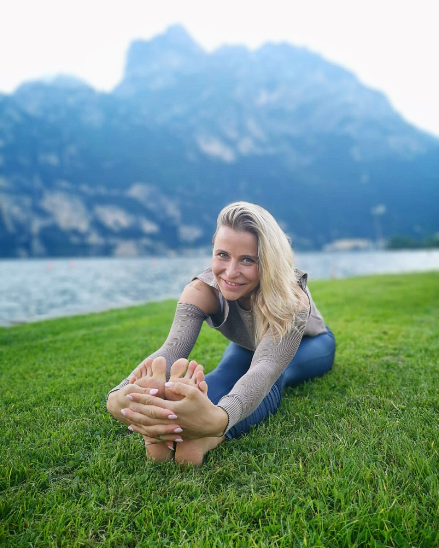 Kristina Raskina Yoga Teacher